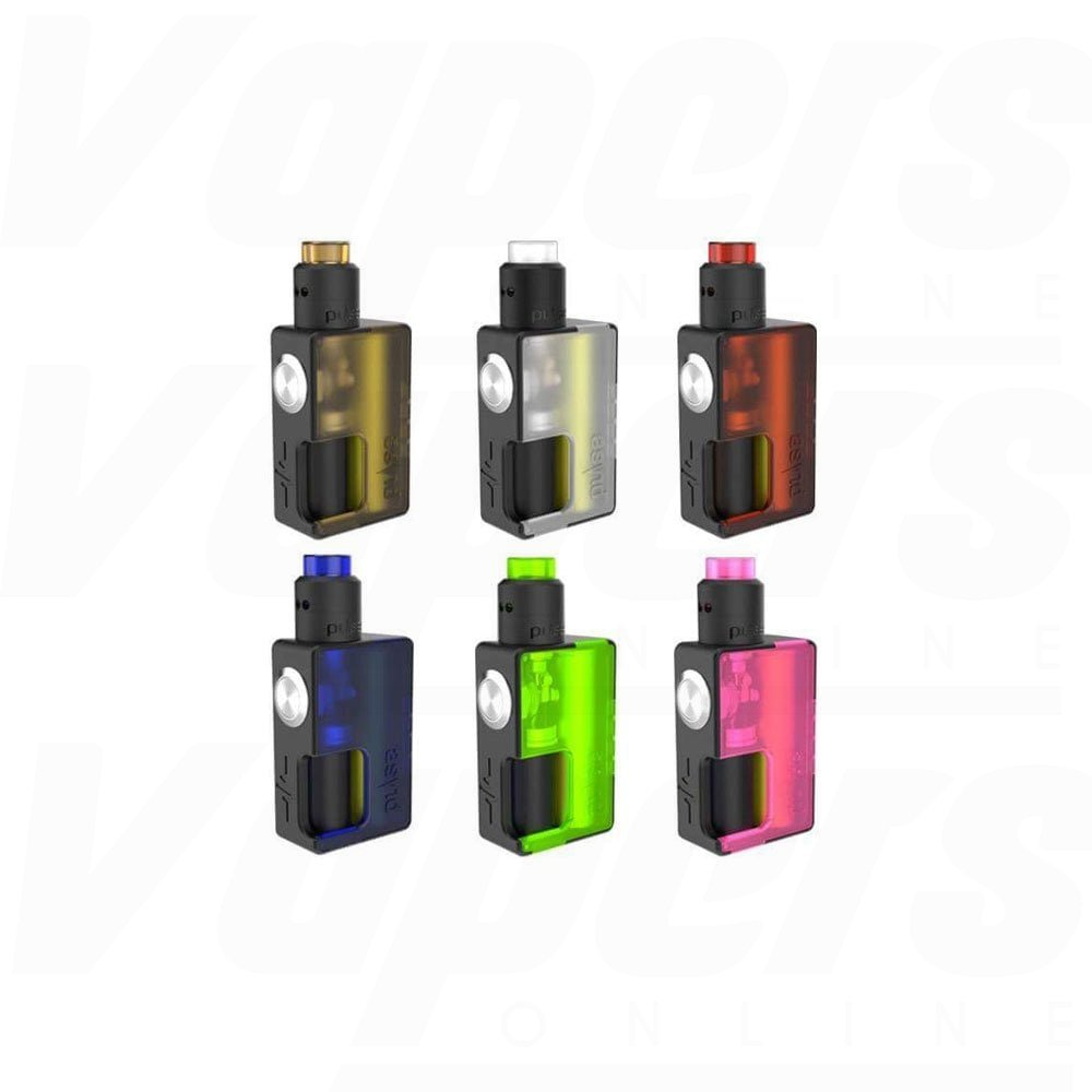 Pulse BF Kit with RDA